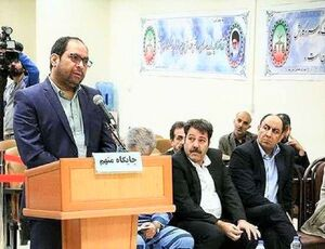 محل اختفای داماد فراری وزیر اسبق لو رفت!+ عکس