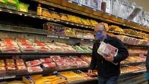 افزایش شدید قیمت مواد غذایی در آمریکا همزمان با «موج دوم اخراج نیروی کار»