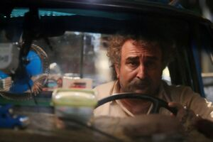 «مهران احمدی» با چهرهای متفاوت در «وانتافه» +عکس