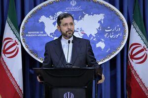 ایران گفتگوهای جامع با اتحادیه اروپا را به حالت تعلیق در میآورد