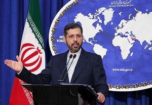 واکنش سخنگوی وزارت خارجه به نمایش نتانیاهو