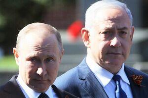 نتانیاهو و پوتین رایزنی کردند