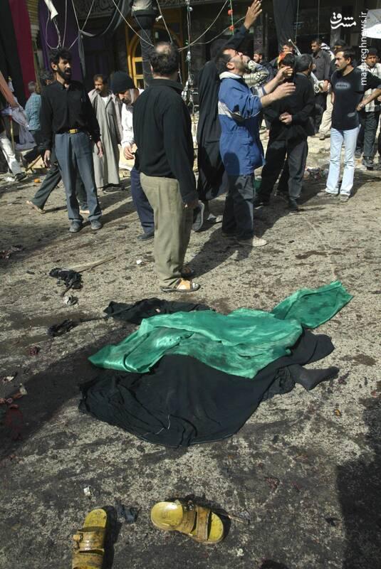 بمب گذاری در کربلا-1382