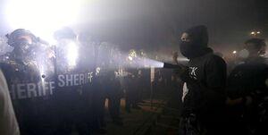 استقرار گارد ملی آمریکا برای سرکوب معترضان «ویسکانسین»