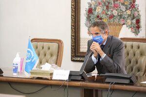 عکس/ سفر مدیر کل آژانس بینالمللی انرژی اتمی به تهران