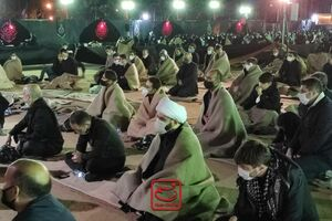 حجت الاسلام قمی دیشب هیئت به کجا رفت