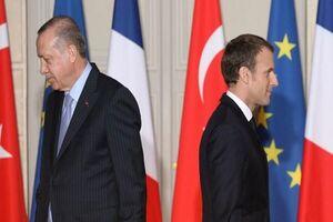 دوئل ماکرون و اردوغان در مدیترانه/ آیا ناتو نابود می شود