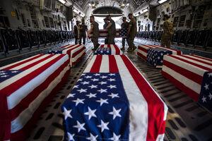 قربانیان اشتباه در ارتش آمریکا