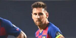 بارسلونا در شوک وداع مسی
