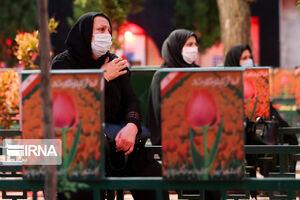 عکس/ عزاداری ایام محرم در امامزاده علیاکبر(ع) چیذر