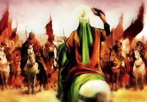 خطبهای از امام حسین (ع) که سبب بیداری «حرّ ریاحی» شد
