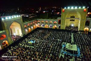 سنگ تمام اصفهانی ها در ایام محرم