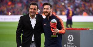 راه حل ماندن مسی در بارسلونا