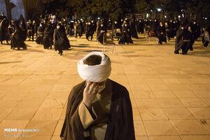 عکس/ عزاداری دهه اول محرم در مسجد کبود تبریز