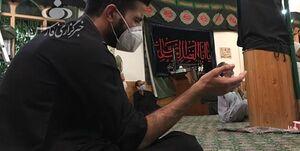 شور حسینی در کشمیر زیر سایه کرونا +عکس