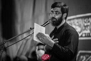 """فیلم/ """"یا حسین و یا عین الحیاه"""" با نوای سید رضا نریمانی"""