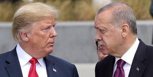 گفتوگوی تلفنی اردوغان و ترامپ درباره تنشهای مدیترانه