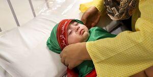هدیه علیاصغر(ع) برای کودکان مبتلا به کرونا +عکس