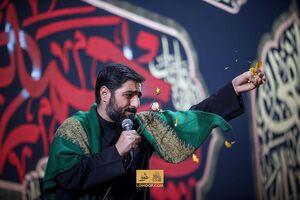 عکس/ شب هشتم محرم؛ هیئت ریحانه الحسین(ع)