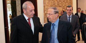توافق رئیسجمهور و رئیس پارلمان لبنان درباره انتخاب نخستوزیر