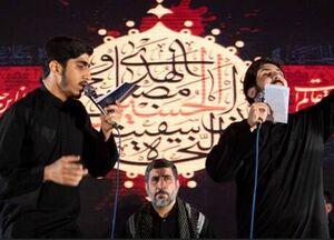 خاطرهبازی سلحشور و پسرانش با پیرغلامان حسینی +فیلم