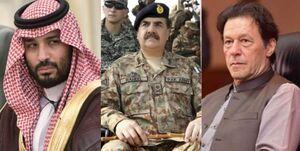 عربستان در صدد کودتا در پاکستان است
