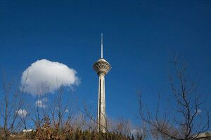سایه آلودگی از سر تهران دور شد
