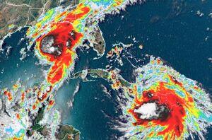 خسارت شدید طوفان به صادرات انرژی آمریکا