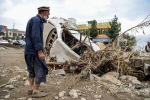 عکس/ خسارات سیل در افغانستان