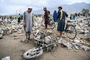 وقوع سیلاب ویرانگر در افغانستان با ۱۶۰ کشته