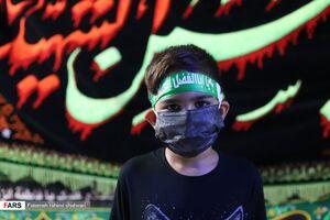 عکس/ شب هشتم محرم در بندرعباس