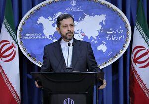 سخنگوی وزارت امور خارجه جمهوری اسلامی ایران سعید خطیب زاده نمایه