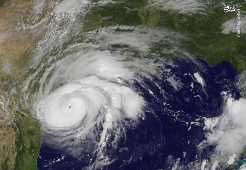 چشم انداز هوایی خیره کننده از طوفان اپسیلون +فیلم