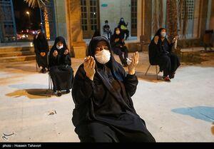 عکس/ مراسم عزاداری دهه اول محرم در کیش