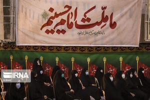 مراسم عزاداری شب تاسوعای حسینی در استانها