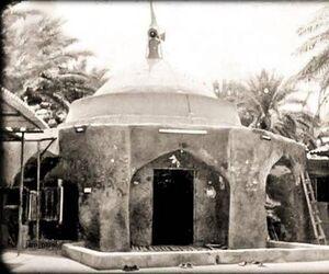 قدیمیترین عکس از حرم حضرت عباس(ع)