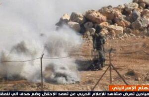 استفاده ارتش اسراییل از آدمک در مرز با لبنان +فیلم