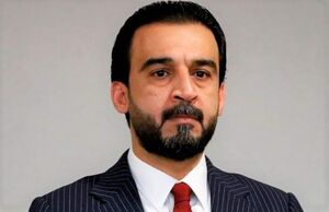 رئیس پارلمان عراق محمد الحلبوسی نمایه