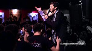 عکس/ شب تاسوعا؛ هیئت ثارالله زنجان