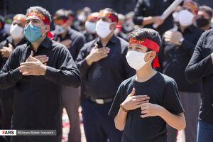 عکس/ عزاداری تاسوعای حسینی (ع) در اراک