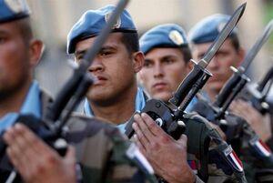 استقرار نیروهای «یونیفل» در بیروت