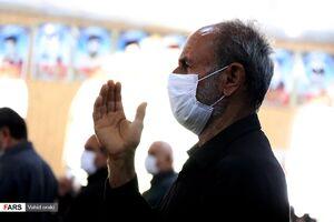 عکس/ برگزاری مراسم عزاداری ویژه تاسوعای حسینی در شهرستان ایذه