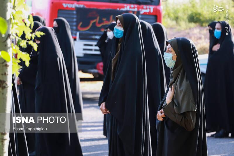 2898980 - عکس/ اقدام زیبای زنجانیها در روز تاسوعا