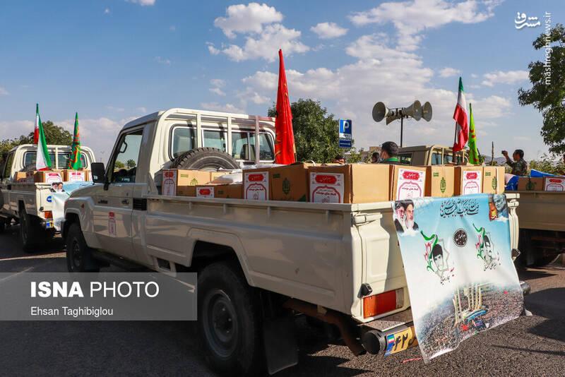 2898986 - عکس/ اقدام زیبای زنجانیها در روز تاسوعا