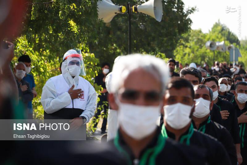 2898988 - عکس/ اقدام زیبای زنجانیها در روز تاسوعا