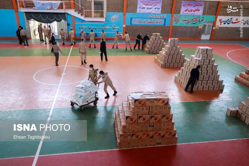 2898992 - عکس/ اقدام زیبای زنجانیها در روز تاسوعا