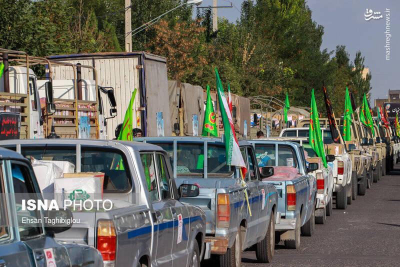2898993 - عکس/ اقدام زیبای زنجانیها در روز تاسوعا
