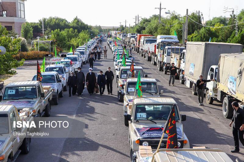 2898996 - عکس/ اقدام زیبای زنجانیها در روز تاسوعا