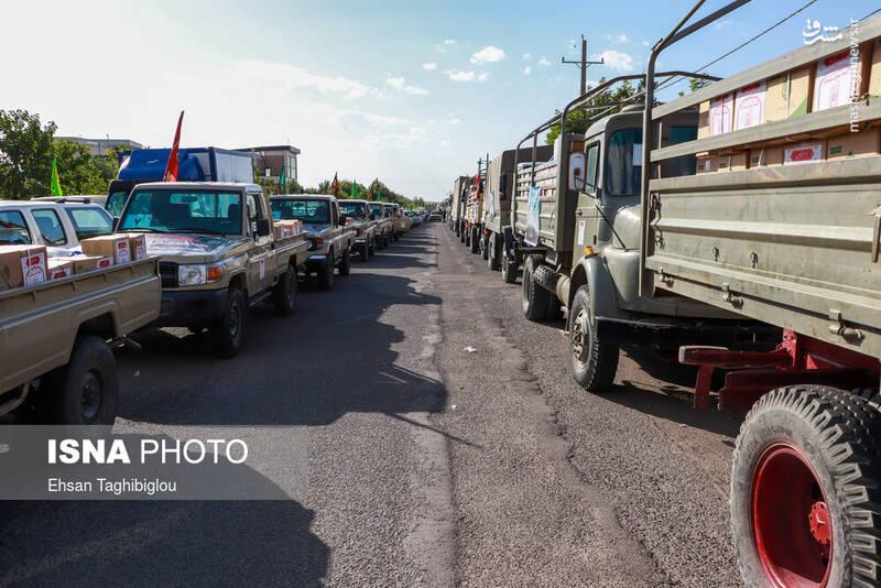 2899001 - عکس/ اقدام زیبای زنجانیها در روز تاسوعا