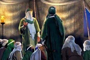 حال و هوای حسین(ع) و یارانش در شب عاشورا